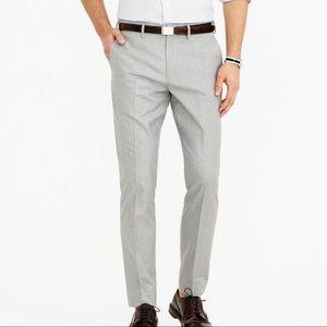 J Crew Bowery Slim Pants Size 32
